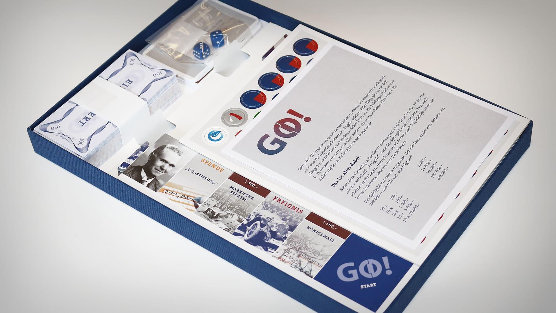 0000 Kasten - Ein Jubiläum wird zum Kinderspiel – Grafikdesign, Kommunikationsdesign, Branding, Markenentwicklung, Werbemittel