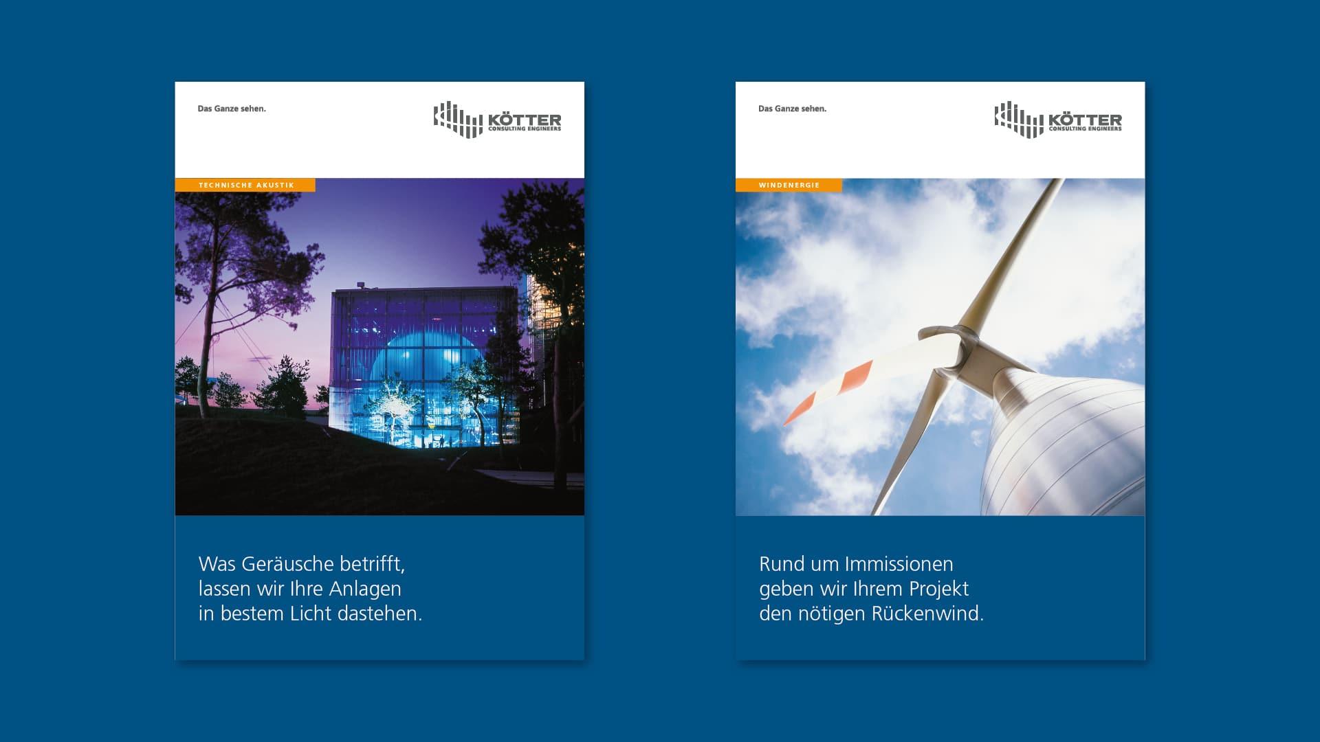 KCE Titelseiten Praes Aufb v014 - Spezialisten für Schwingungen treffen auf Experten für Corporate Design – Corporate Design, Grafikdesign, Kommunikationsdesign, Branding, Markenentwicklung, Editorial Design