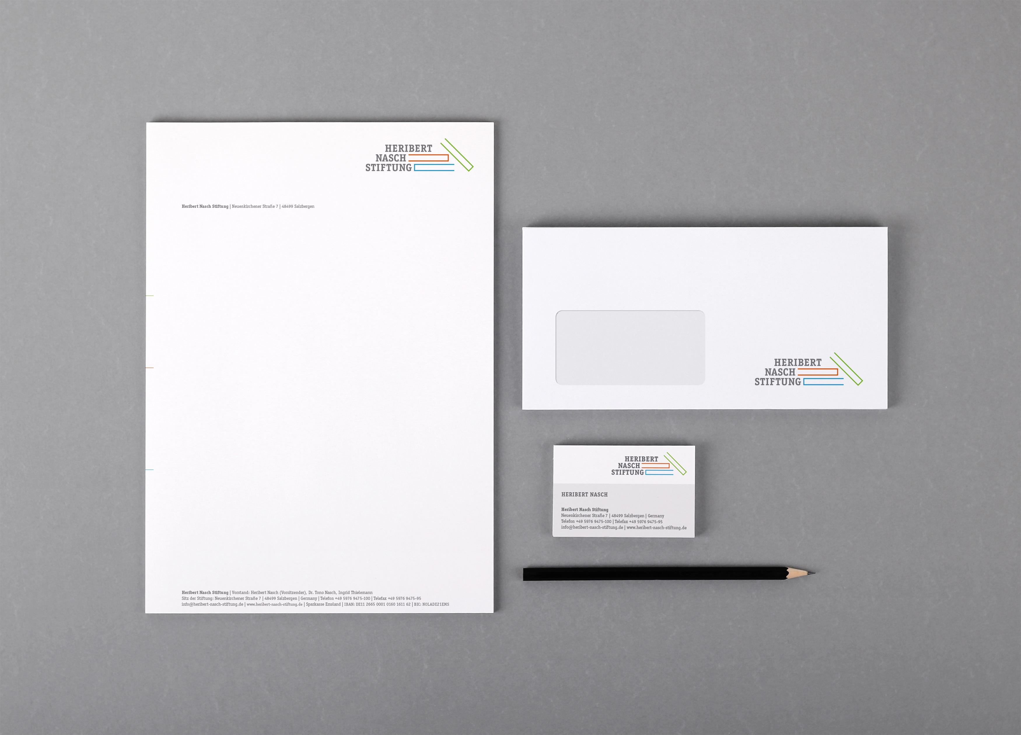 hns cd 03 - Nicht nur Gutes tun, sondern auch das Richtige – Corporate Design, Logoentwicklung, Grafikdesign, Webdesign, Kommunikationsdesign, Branding, Markenentwicklung