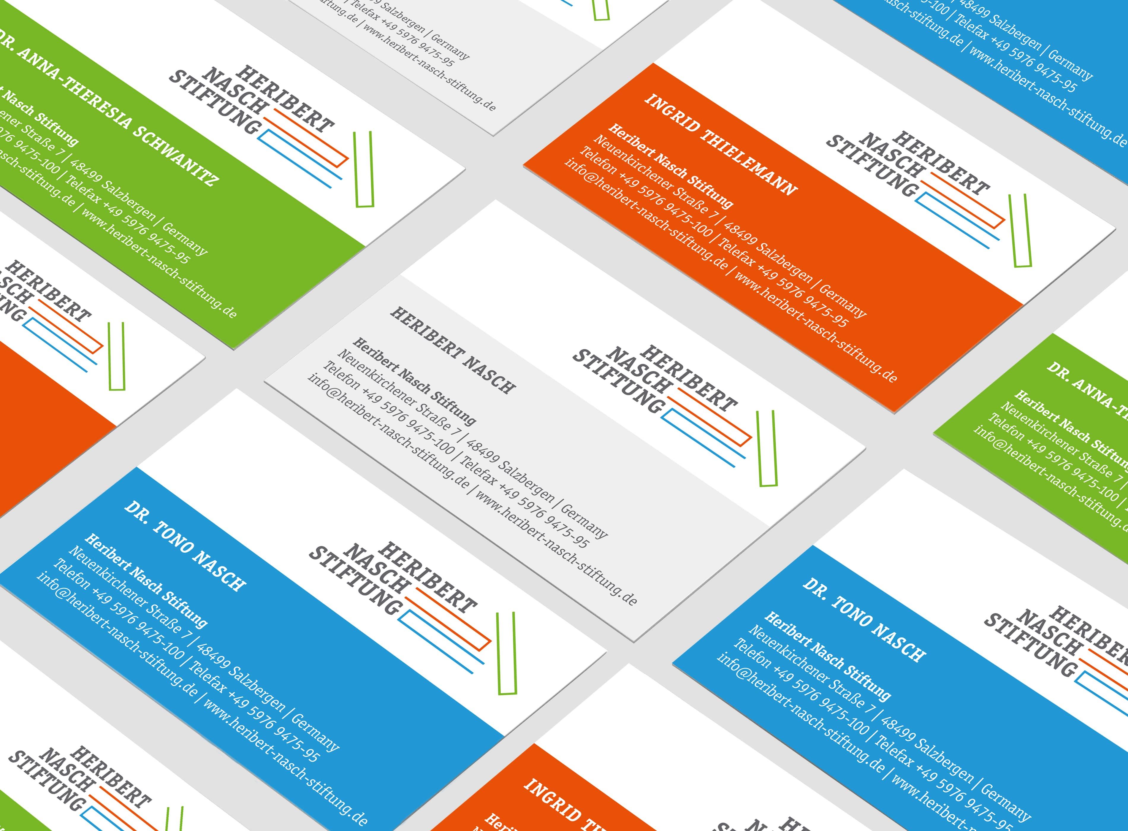 hns cd 04 - Nicht nur Gutes tun, sondern auch das Richtige – Corporate Design, Logoentwicklung, Grafikdesign, Webdesign, Kommunikationsdesign, Branding, Markenentwicklung