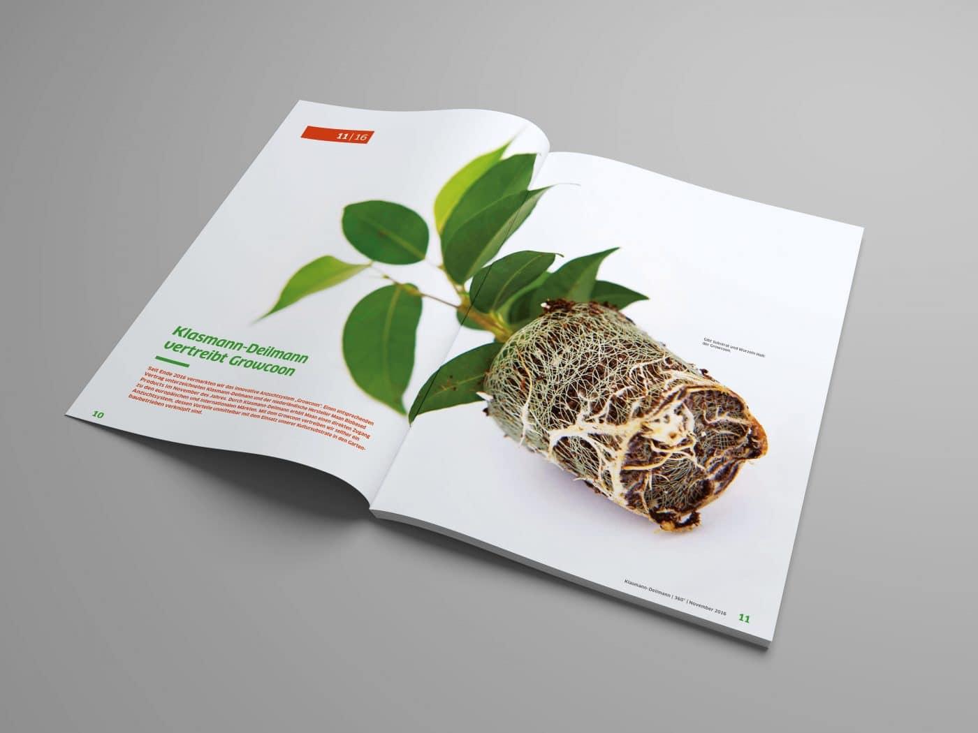 kd jahrbuch 05 - Ein rundum gelungenes Mitarbeiterjahrbuch – Corporate Design, Grafikdesign, Kommunikationsdesign, Branding, Markenentwicklung, Editorial Design