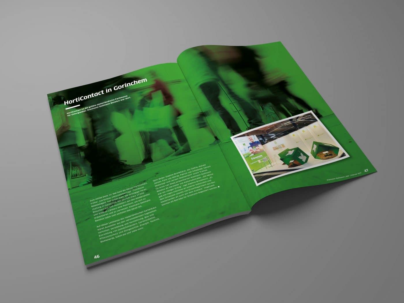 kd jahrbuch 06 - Ein rundum gelungenes Mitarbeiterjahrbuch – Corporate Design, Grafikdesign, Kommunikationsdesign, Branding, Markenentwicklung, Editorial Design