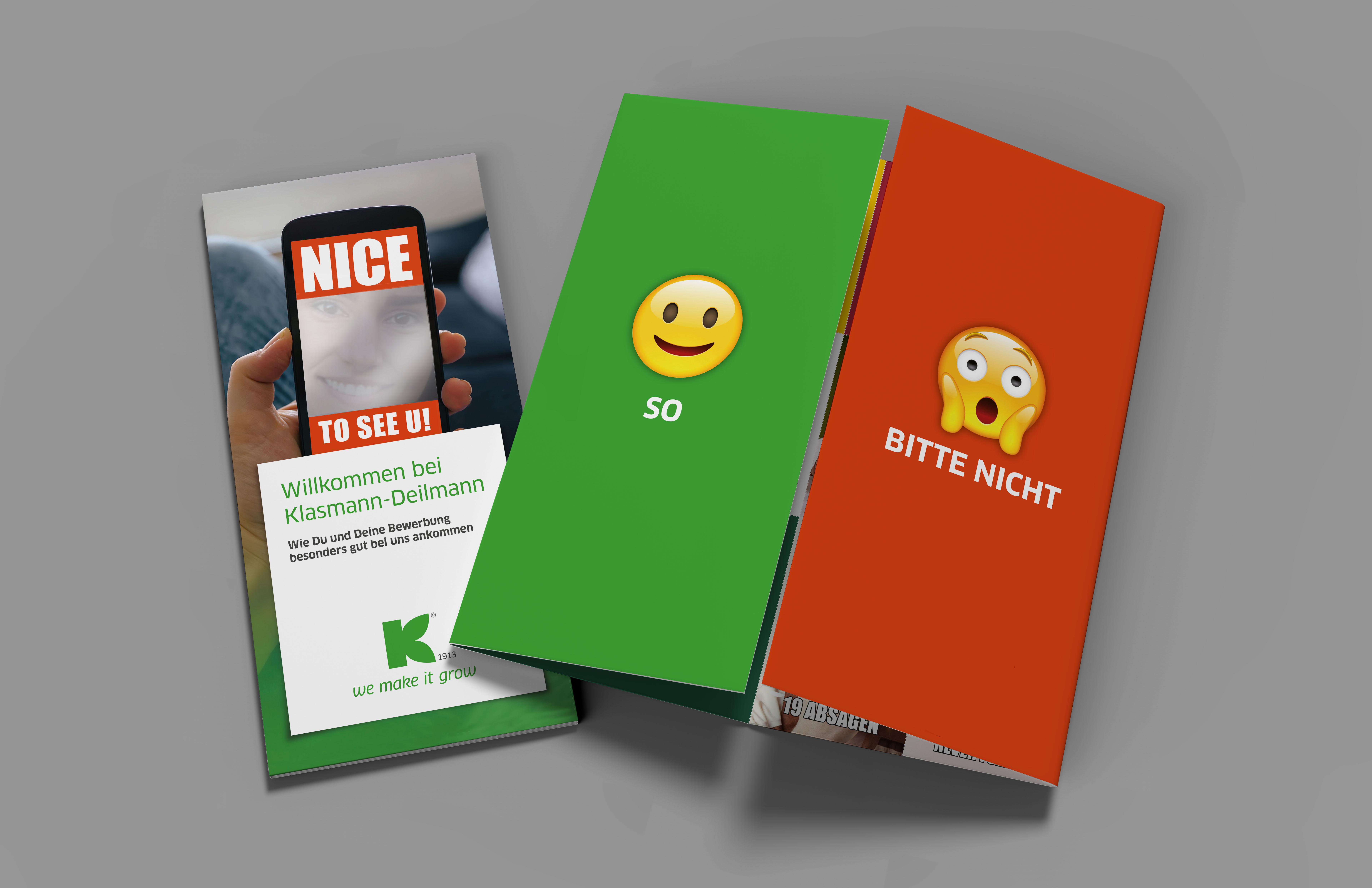 kd flyer meme 02 - Eine Zielgruppe wirbt für sich selbst – Corporate Design, Grafikdesign, Kommunikationsdesign, Branding, Markenentwicklung