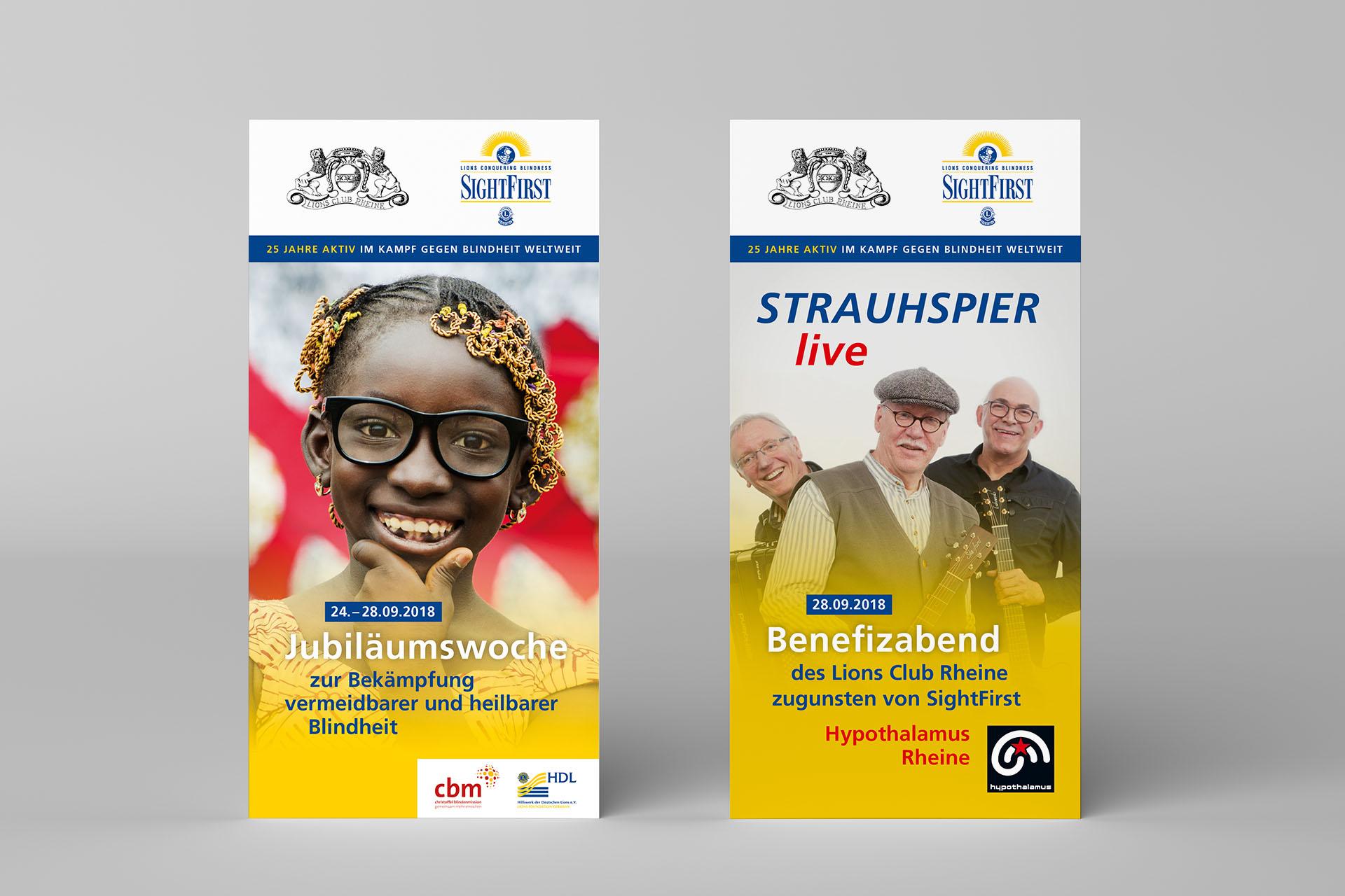 lions jubilaeumswoche 04 - Lions Club Rheine: 100 Prozent Aufmerksamkeit für 75 Prozent vermeidbare Blindheit –